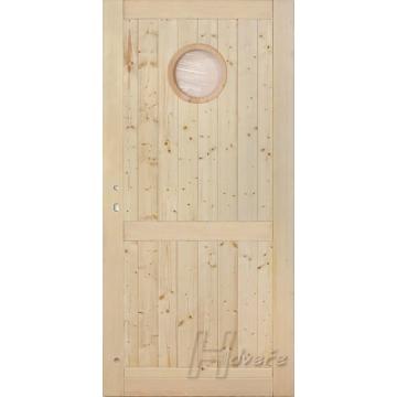 Palubkové dveře Nautilus s příčkou