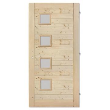 Palubkové dveře vodorovne quatro