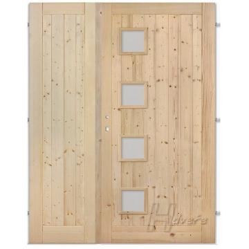 Dvoukřídlové dveře quatro