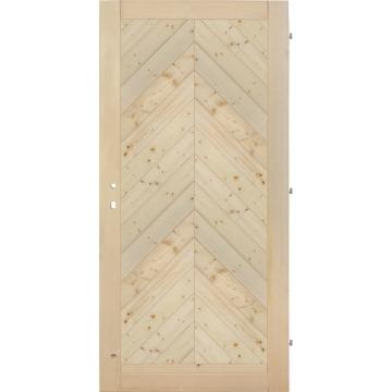 Palubkové dveře stromeček
