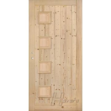 Palubkové dveře quatro kazety