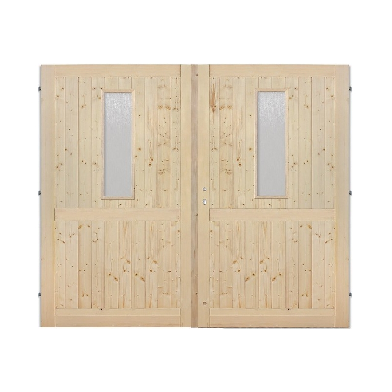 vrata sklo